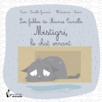 "Couverture la fable ""Mistigri le chat errant"""